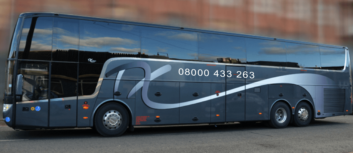 DOUBLE DECKER COACH HIRE