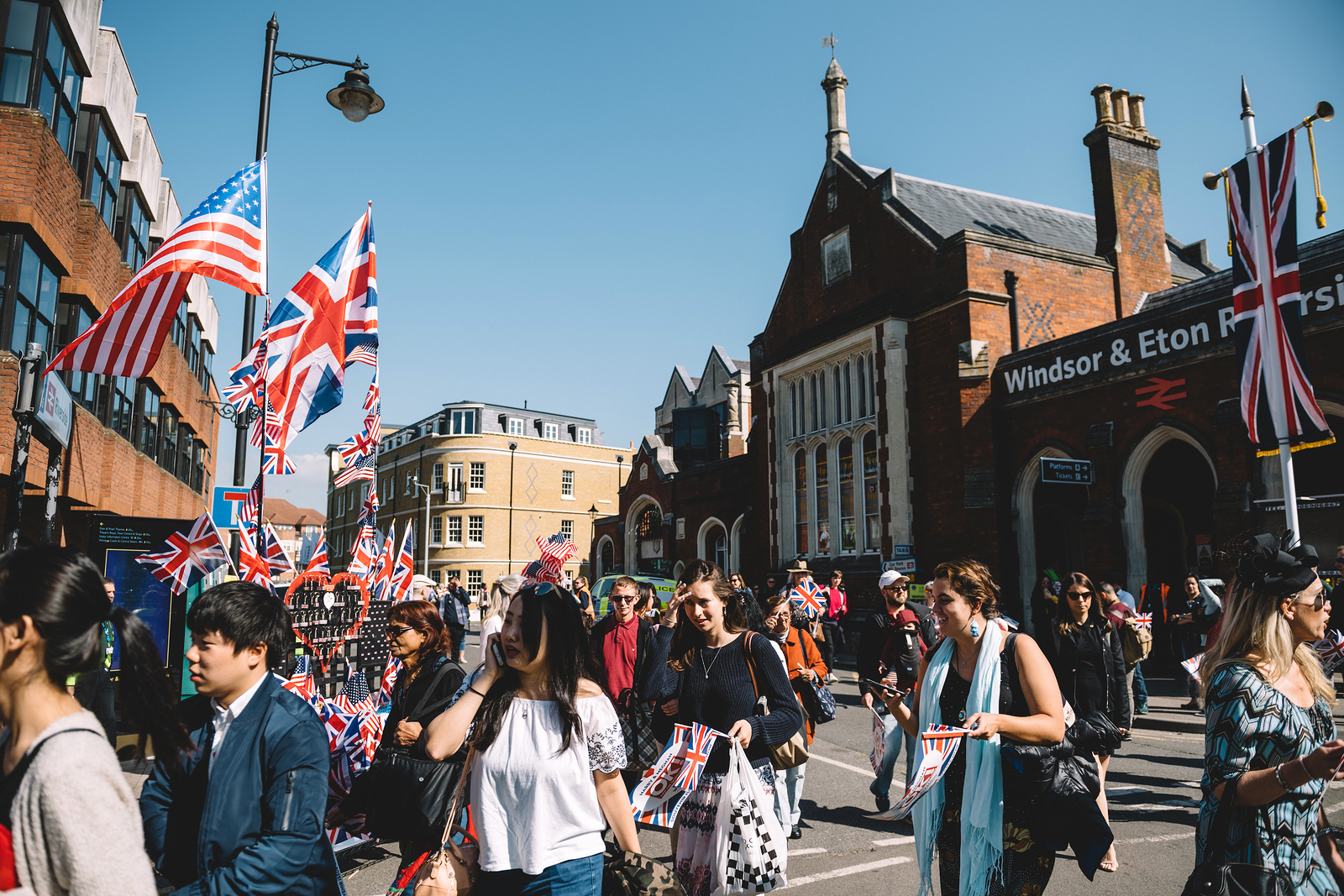 Top Tips For Celebrating The Royal Wedding In London
