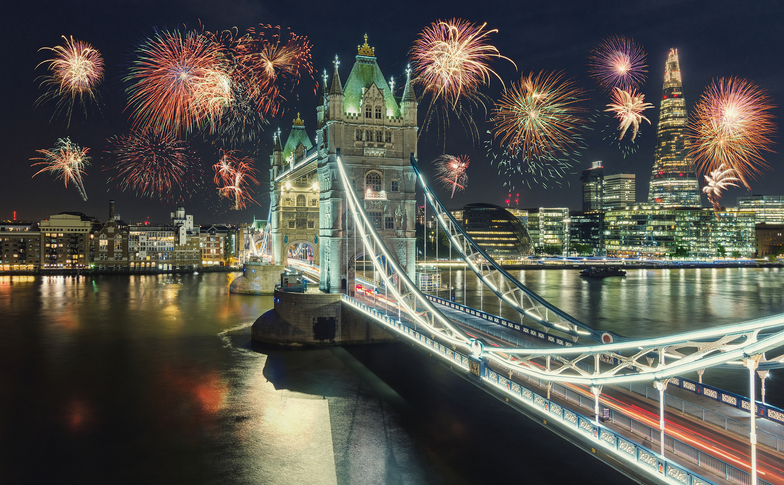 Top New Year's Eve Events In London