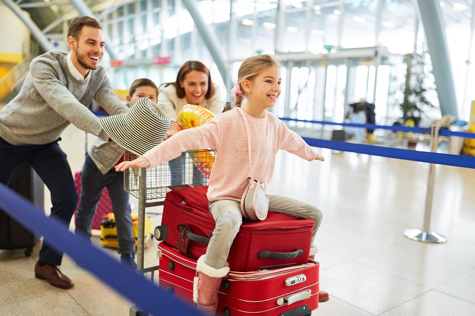 2m Brits Jet Off As Summer Holidays Begin