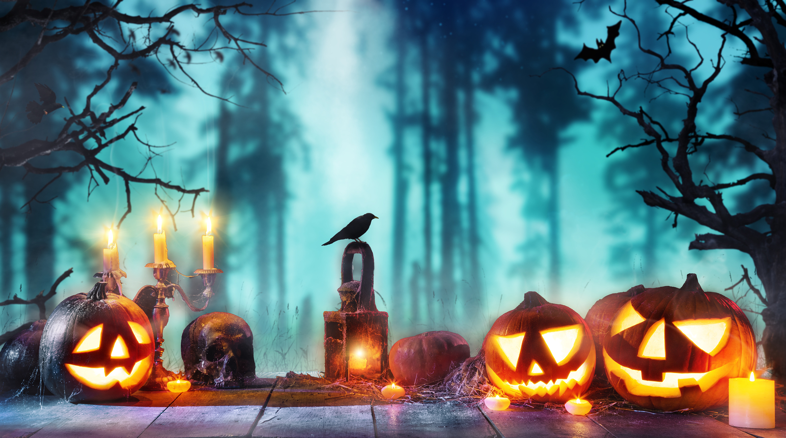 Time To Plan For A Spooky Halloween Getaway?