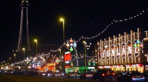 Blackpool And Lights By Night 3 Day Getaway