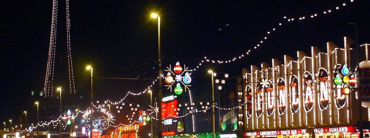 Blackpool & Lights by Night – 3 Day Getaway