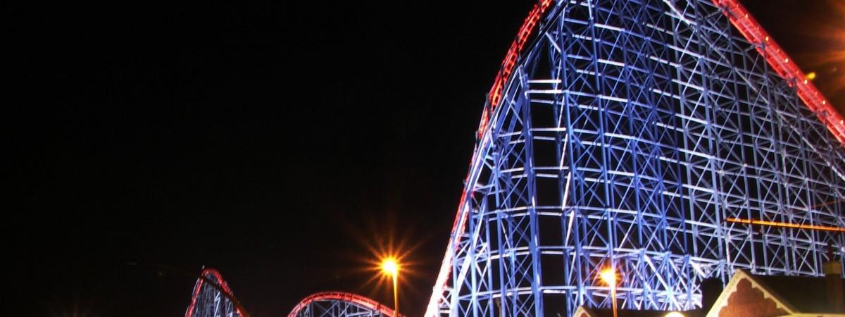 Blackpool Illuminations 2018-2019