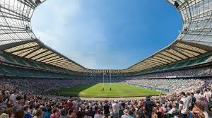 Rugby 6 Nations England v Scotland