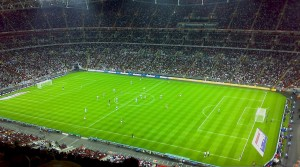 Emirates FA Cup Semi Final Wembley Arena