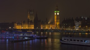 London Night Time Open Bus Tour