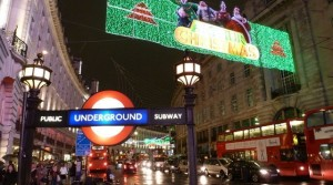 LONDON CHRISTMAS SHOPPING DAY TRIP 2017